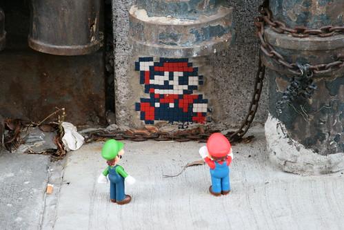 Mario & Luigi - 116 - Modern Art