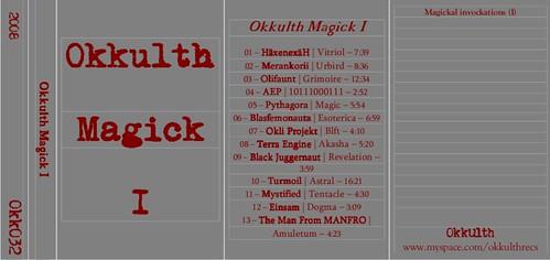 Okkulth Magick I