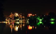 (_blackscorpion_) Tags: lake night reflections vietnam explore 114 30d hoankiemlake 459 langthang dreamscametrue hanoibynight