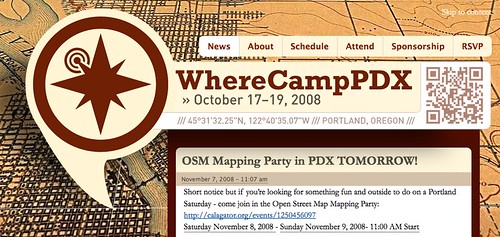 WhereCampPDX Blog