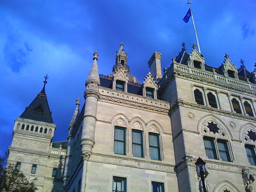 State Capitol in Hartford. Photo by H Brandon