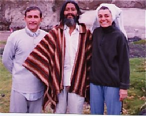Ecuador-shaman