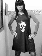 (PRIX*OVERKILL) Tags: fashion rock skull dress wear prix ucraman ponkanrockdluxe