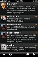Tim O'Reilly & Marfita share a Twitterrific page