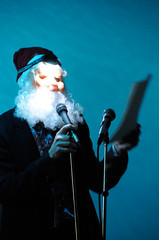 UKON becoming Father Christmas 3