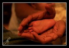 baby foot (Archana Ramaswamy) Tags: baby feet foot hand little palm nephew tiny ramaswamy archana dementa archanaramaswamy avyukth