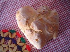 Pão Coração