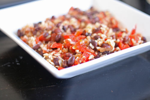 Hearty and Healthy: Savory Black Beans and Rice
