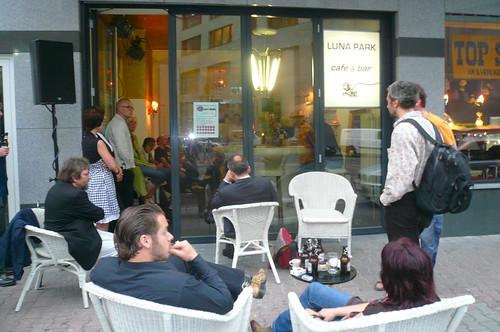 Lesemusikzimmer im Luna Park Café -- lesemusikzimmer1060942