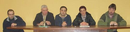 Nafarroako hedabideen agerraldi publikoa, 2008ko urrian