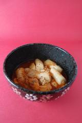 Dinner: Kimchi Jigae w/ dduk