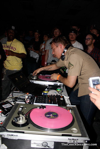 Diplo at Mad Decent at the Texas Niteclub