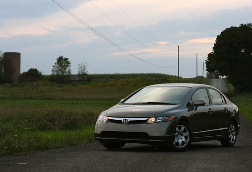 Mary Ann. 2007 Honda Civic LX