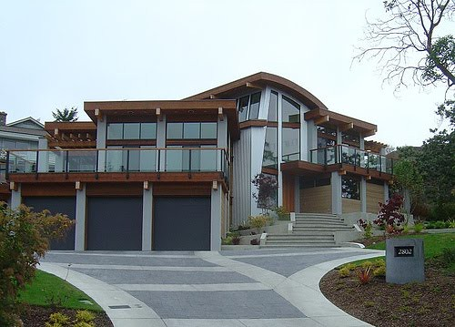 Modern Northwest House Design
