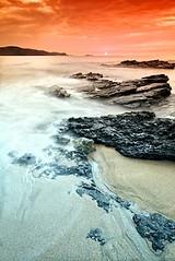 A six seconds dream (Todo-Juanjo) Tags: sunset beach asturias playa paisaje 7d puestadesol scape seleccion verdicio asturies todojuanjo juanjoaza