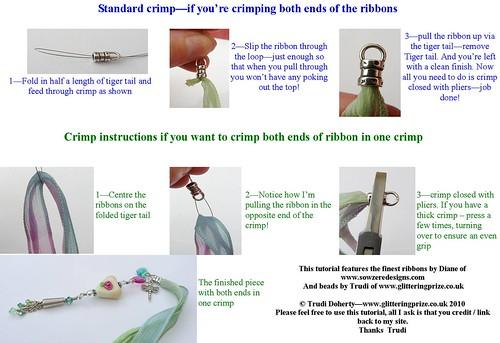 Ribbon Crimp Tutorial