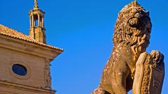 El fiero león / The fierce lion (jdelaobra) Tags: españa andalucía spain worldheritage úbeda patrimoniodelahumanidad