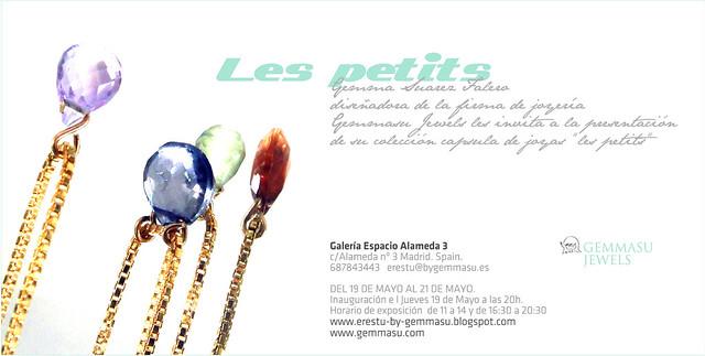 EXPOSICION les_petits gemmasu