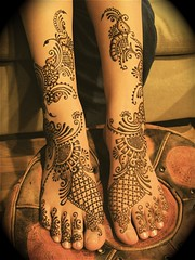 sara's feet (HennaLounge) Tags: wedding india mill oakland bride bay berkeley sunnyvale san francisco sara lafayette indian marin sonoma fremont arabic east valley napa sikh bridal henna montclair alameda sausalito mehndi tiburon rockridge wwwhennaloungecom