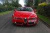 Alfa Romeo 3.2 V6 Supercharged (michaelward_autoitalia) Tags: red magazine spider moving soft top spyder topless alfa romeo modified cabrio rolling tracking sportscar ragtop v6 supercharged cabriolet autodelta mwp autoitalia michaelwardphotos mangoletsi cartocar car2car
