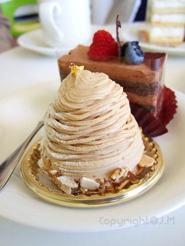 Mont Blanc & Chocolat Amour