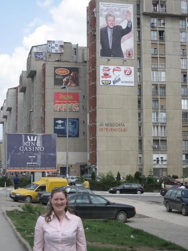 Me in Prishtina