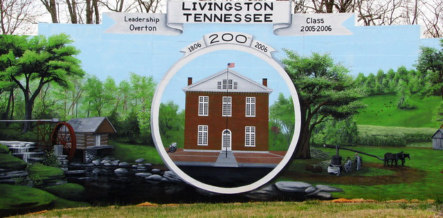 Livingston, TN Mural
