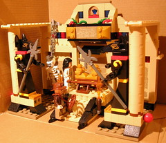 Lego Indiana Jones y el Arca perdida