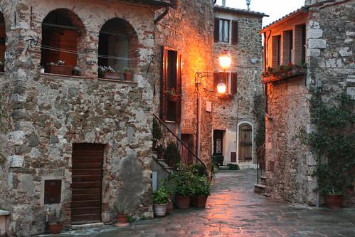 I borghi della Maremma Toscana: Pitigliano, Marciano e Montemerano