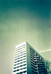 splendor (electricgecko) Tags: sky architecture trash concrete lomo hamburg analogue vignette lomolito electricgecko