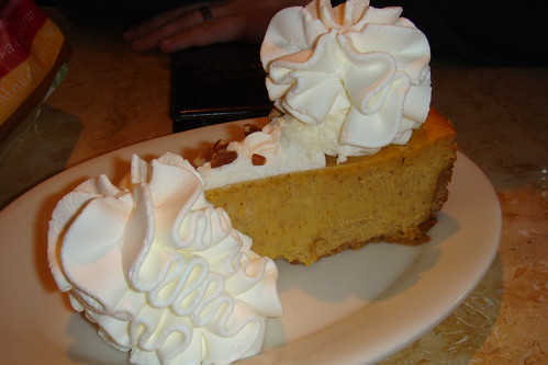 Pumpkin Cheesecake by ebi debi.