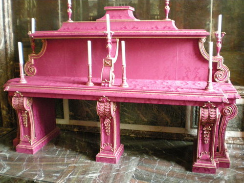fabric covered furniture