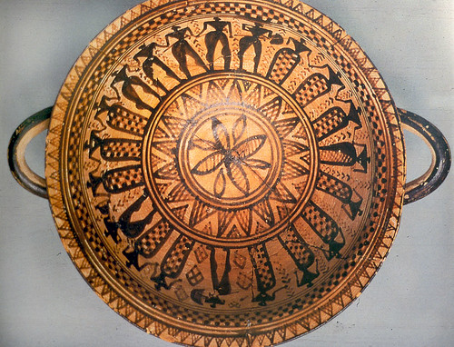 Jennifer Sanchez Early Greek Vase Painting