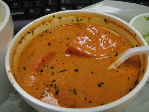 Butter Chicken 奶油雞