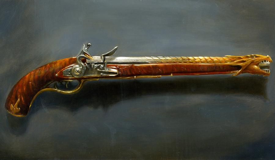 Dragon Gun Trompe
