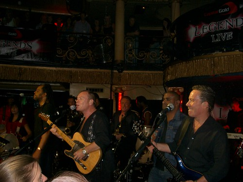 UB40 Cafe De Paris