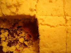 Corn bread (Stephen Cummings) Tags: baking cornbread bake myeverydaylife project3652008 512008