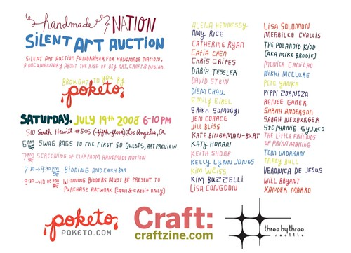 Silent Art Auction Event!!!