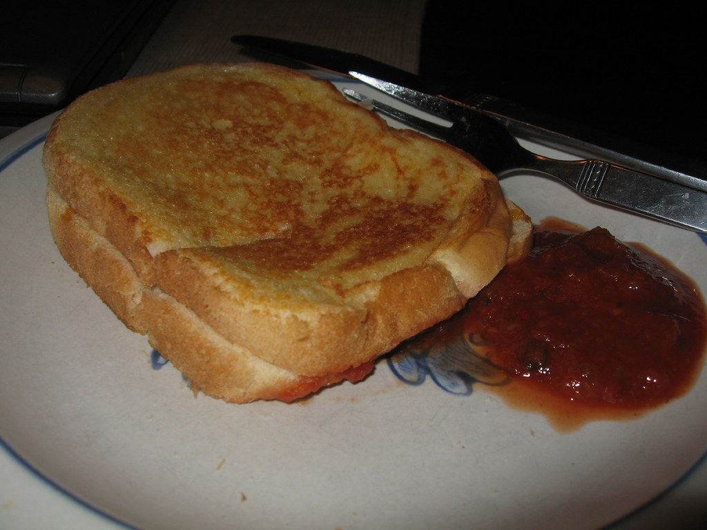 April 29, 2008: Grilled Cheese