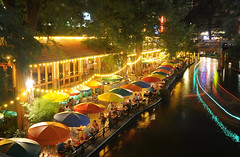 Colors of Riverwalk (Northwickpark) Tags: sanantonio riverwalk casario southtexas sanantoniotx top20texas bestoftexas