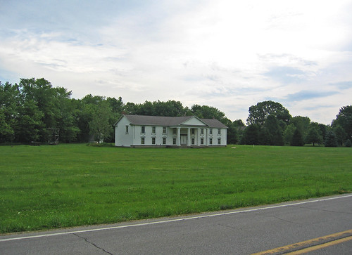 Big White House on Morehouse Road