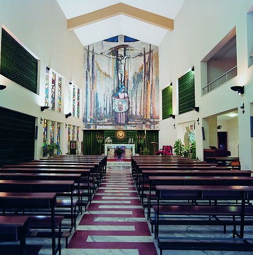 Sanctuary, Church of Padre Gaetano
