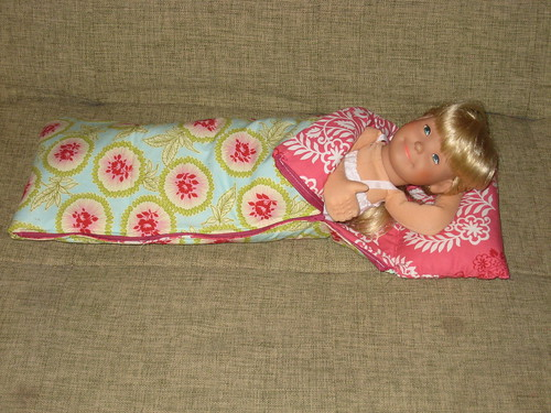 lolly sleeping bag