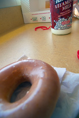 Krispy Kreme Abortion Donuts on Inauguration Day