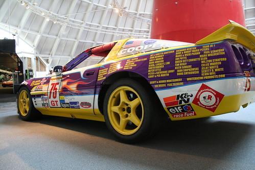 Corvette racer