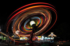 Amusement Ride (John Adkins II) Tags: longexposure oneaday relax kentucky creative fair photoaday slowshutter amusementpark pictureaday thrillride amusementride lightstream expressyourself project365 nikon18200vr passionphotography thesuperman diamondclassphotographer flickrdiamond yourbestshot diamondstars project365207 theperfectphotographer nikond300 project365072508 oldhamcountyfair reflectyourworld johnadkins