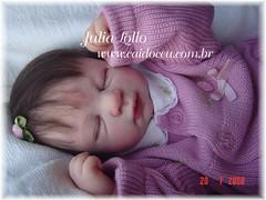 Eduarda (Ca do Cu) Tags: baby doll bebe beb boneca reborn renascido