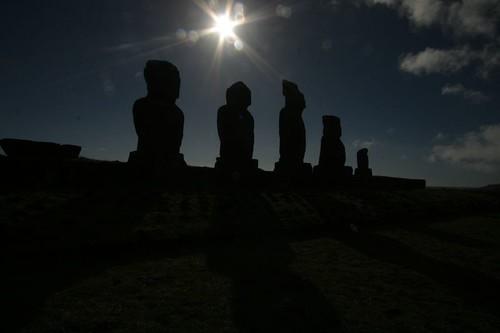 Tahai, Hanga Roa - Rapa Nui