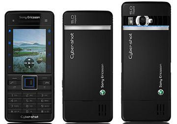 Sony Ericsson Titanium Silver C902
