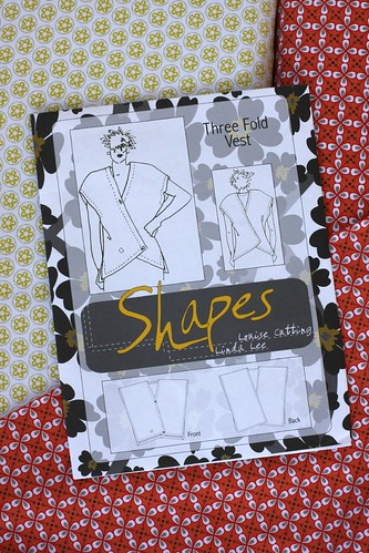 Shapes by Linda Lee & Louise Cutting | ilovefabric blog